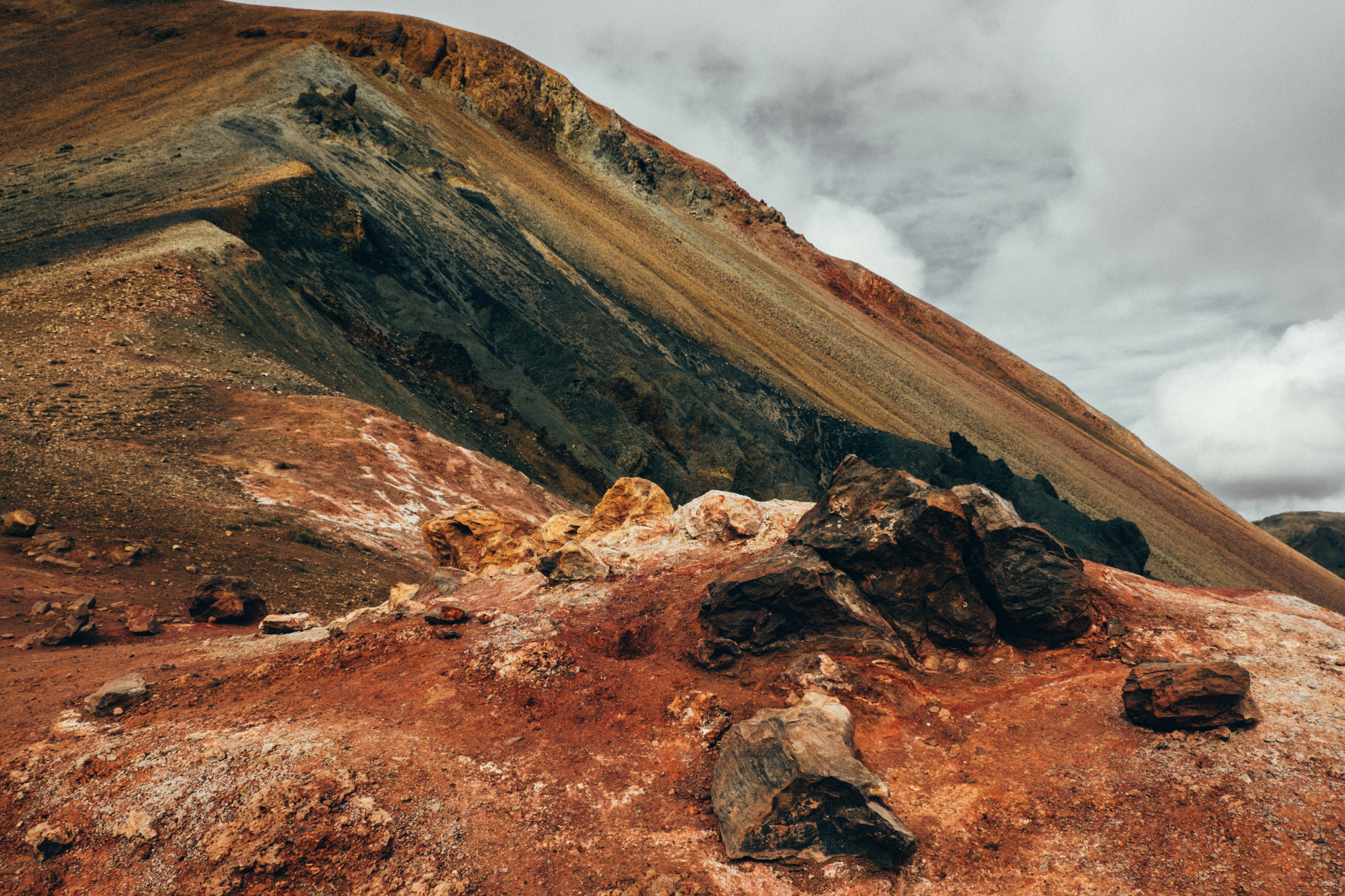 Rainbow Mountain Iceland