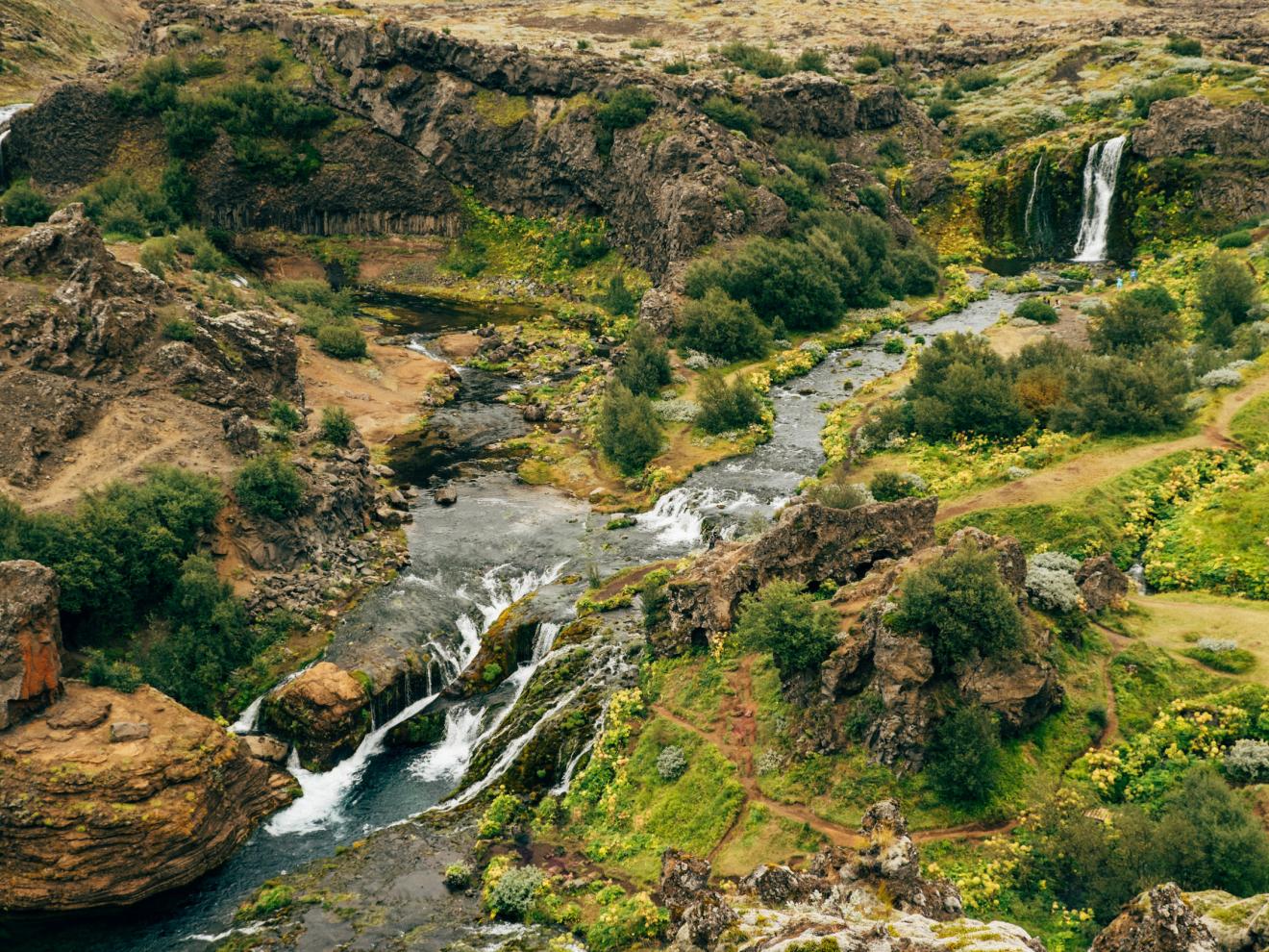 gjain waterfall