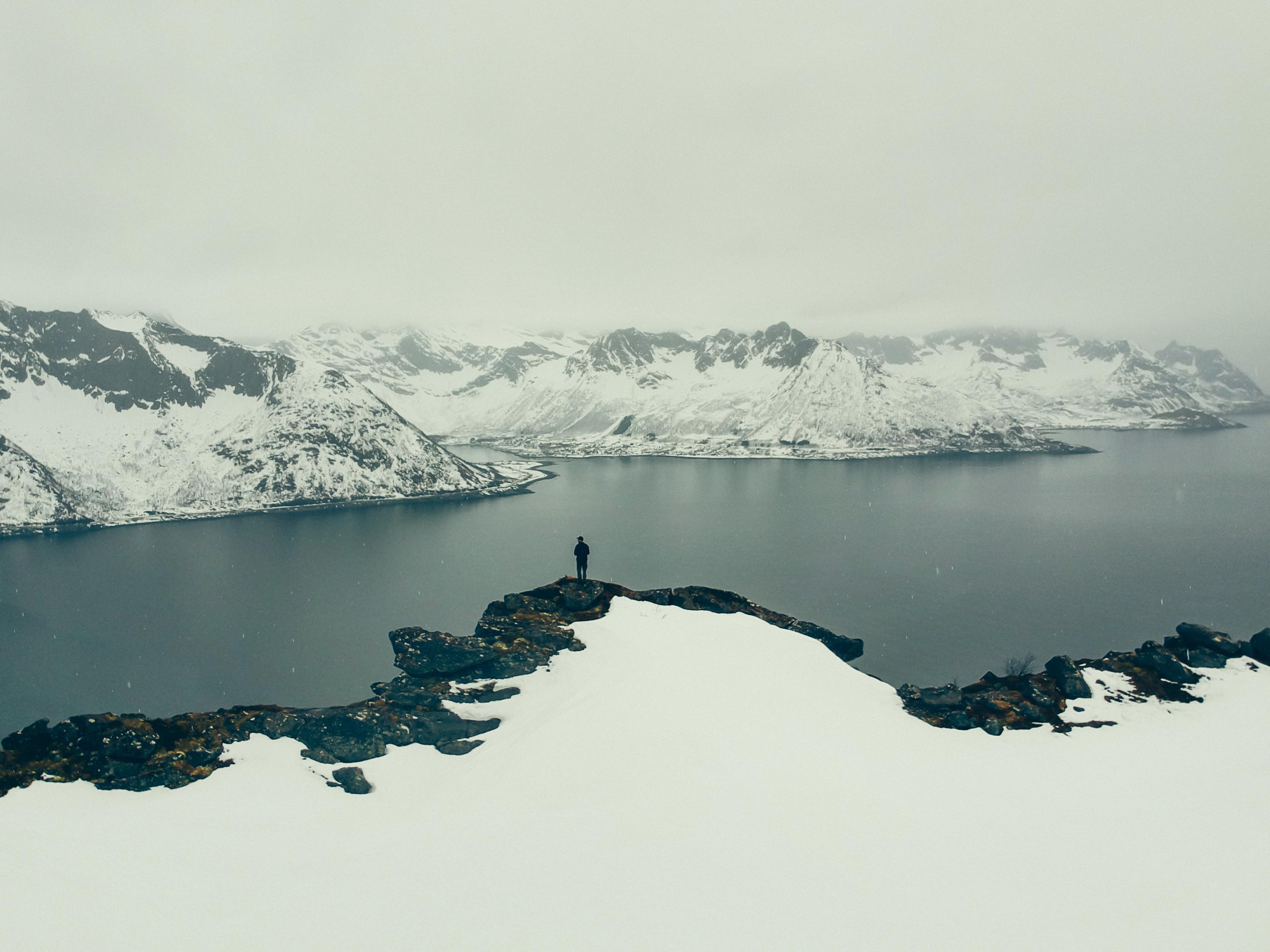 Mefjorden Winter