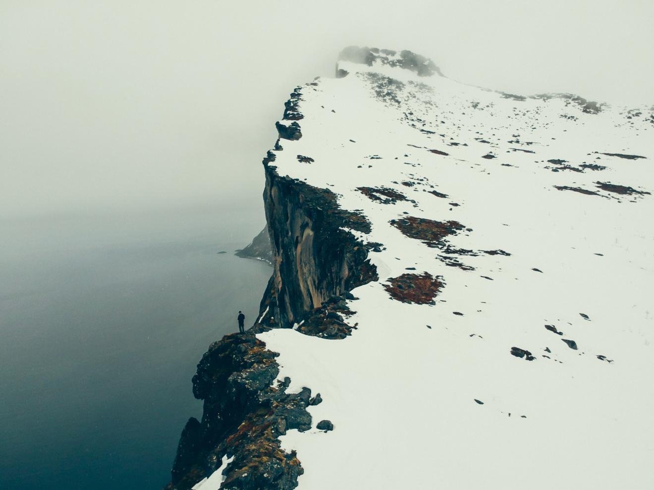 Hesten Ridge Senja Island