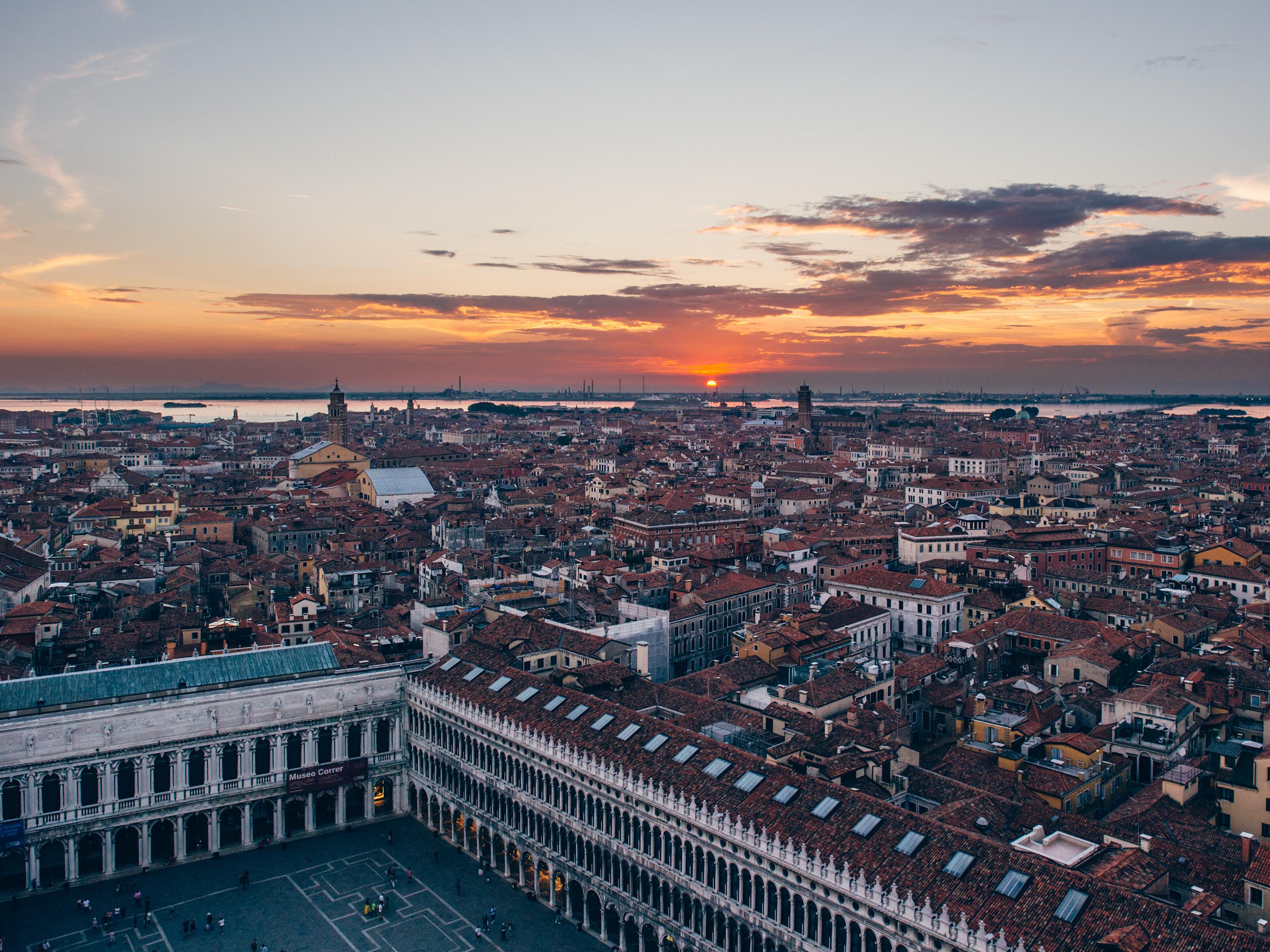 Venice Piazzo San Marco