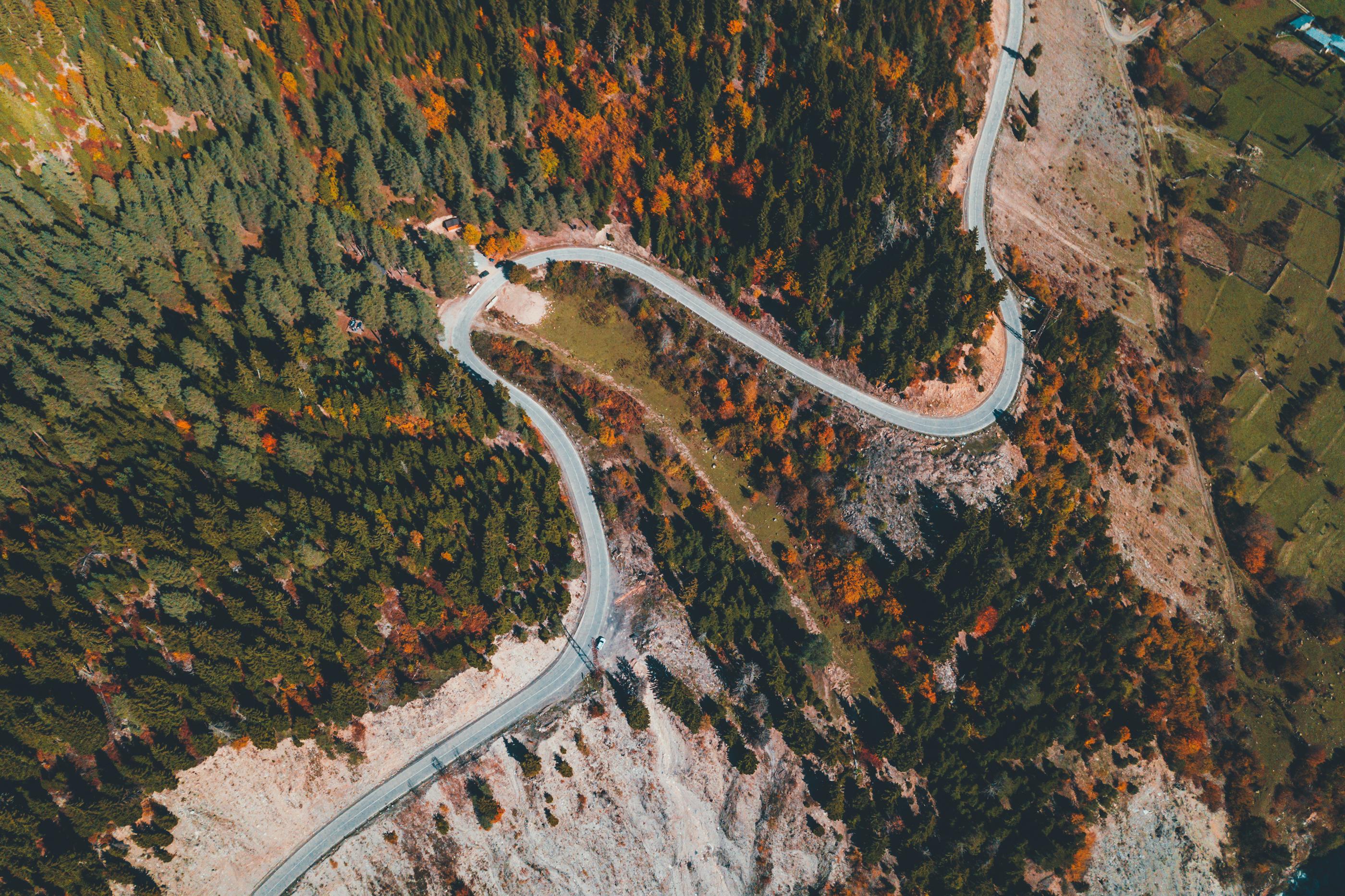 Road to Mestia